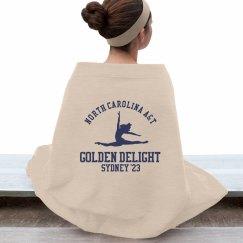 Golden Delight Blanket