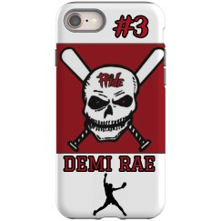 Softball IPhone 8 Case