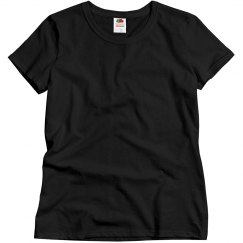 Adult FDA T-Shirt - Black