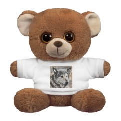 Creating Camaraderie Stuffed Oogles Bear