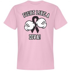 Fight Like A Diva Pink