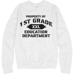 1st Grade Dept.