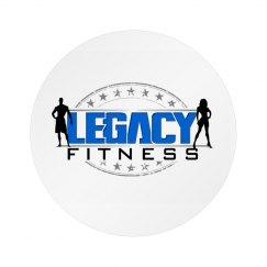 Legacy Fitness Fan Pin