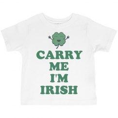Funny St Patricks Day Toddler