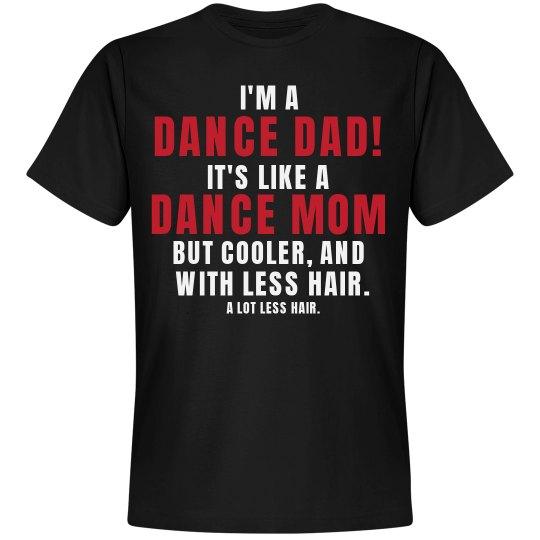3555e33d Funny Dance Dad Facts Shirts Unisex Premium T-Shirt