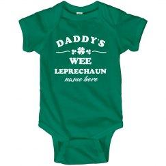 Daddy's Leprechaun