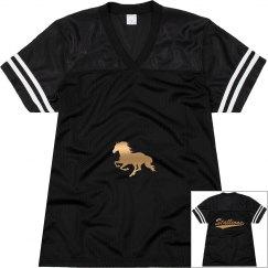 Central Lee stallions long sleeve shirt.
