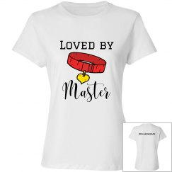 Loved by Master Tee