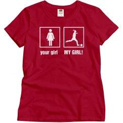 Soccer mom - My Girl
