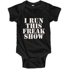 I Run This Freak Show