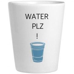 WATER PLZ!