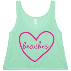 Heart Beaches Shirt