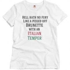 Italian Temper