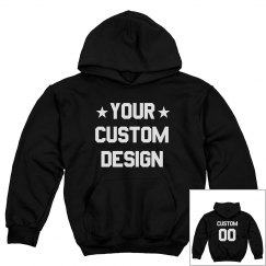 Custom Sports Hoodies For Kids