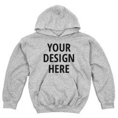 Create Your Own Custom Kids Hoodie