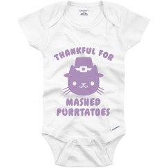 Mashed Purrtatoe Baby