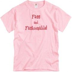 Fass and Fashionable Tee