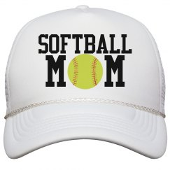 Softball Mom Cap