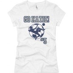 Girls Soccer Mom Fan