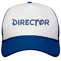 DIRECTOR'S CAP