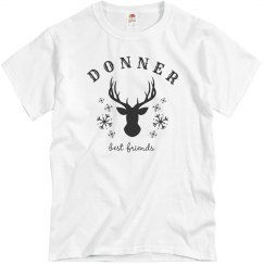 Best Friends Reindeer Donner