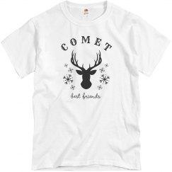 Best Friends Reindeer Comet