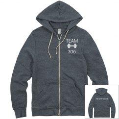 #jcaintrained hoodie