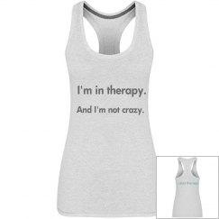 not crazy ladies workout tank