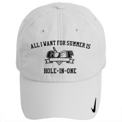 All I Want For Summer Is Hole-In-One