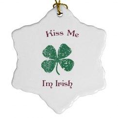 Irish Snowflake