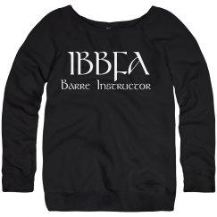 IBBFA BARRE INSTRUCTOR