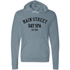 Unisex Main Street Fleece Pullover Midweight Hoodie