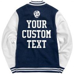 Custom Hockey Girlfriend