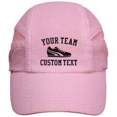 Custom Running Team Hats