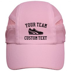 Custom Running Team Hats