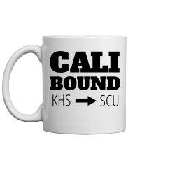 California Bound Graduate