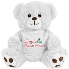Jingle Bear Rock