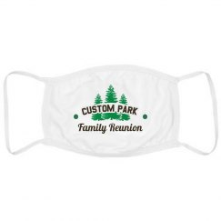 Custom Park Family Reunion Mask