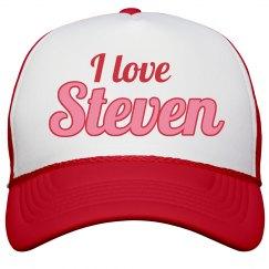 I love stevem