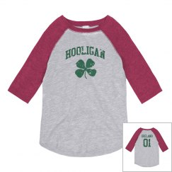 Hooligan St. Patrick's Custom Name