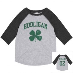 St. Pat Hooligan Matching Family