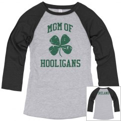 Mother Of Hooligans Custom Back