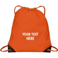 Port & Company Drawstring Cinch Bag