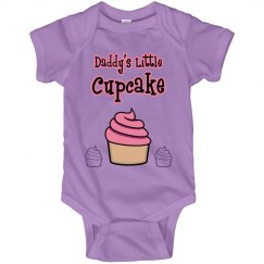 Daddy's Little Cupcake