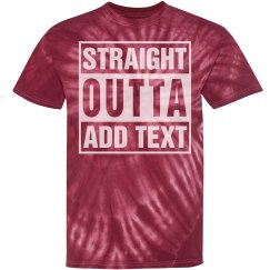 Straight outta shirt