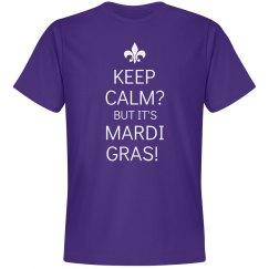 Keep Calm Mardi Gras