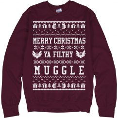 Muggle ugly sweater