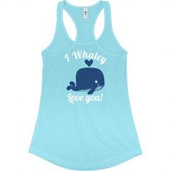 I Whale Love You