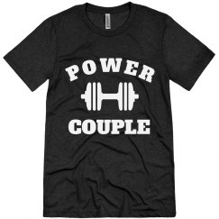 Power Couple Matching Workout