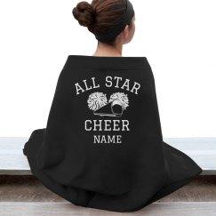 Custom Name All Star Blanket